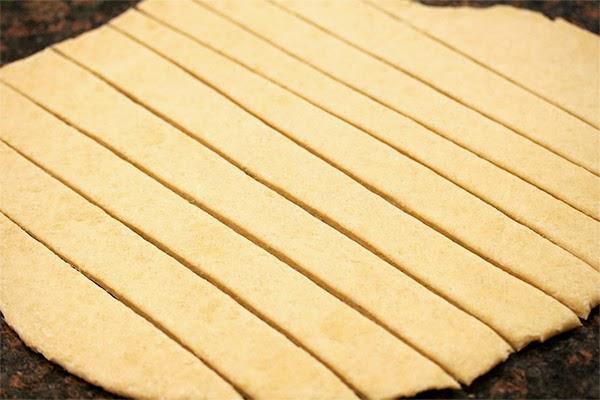 Sliced-Dough