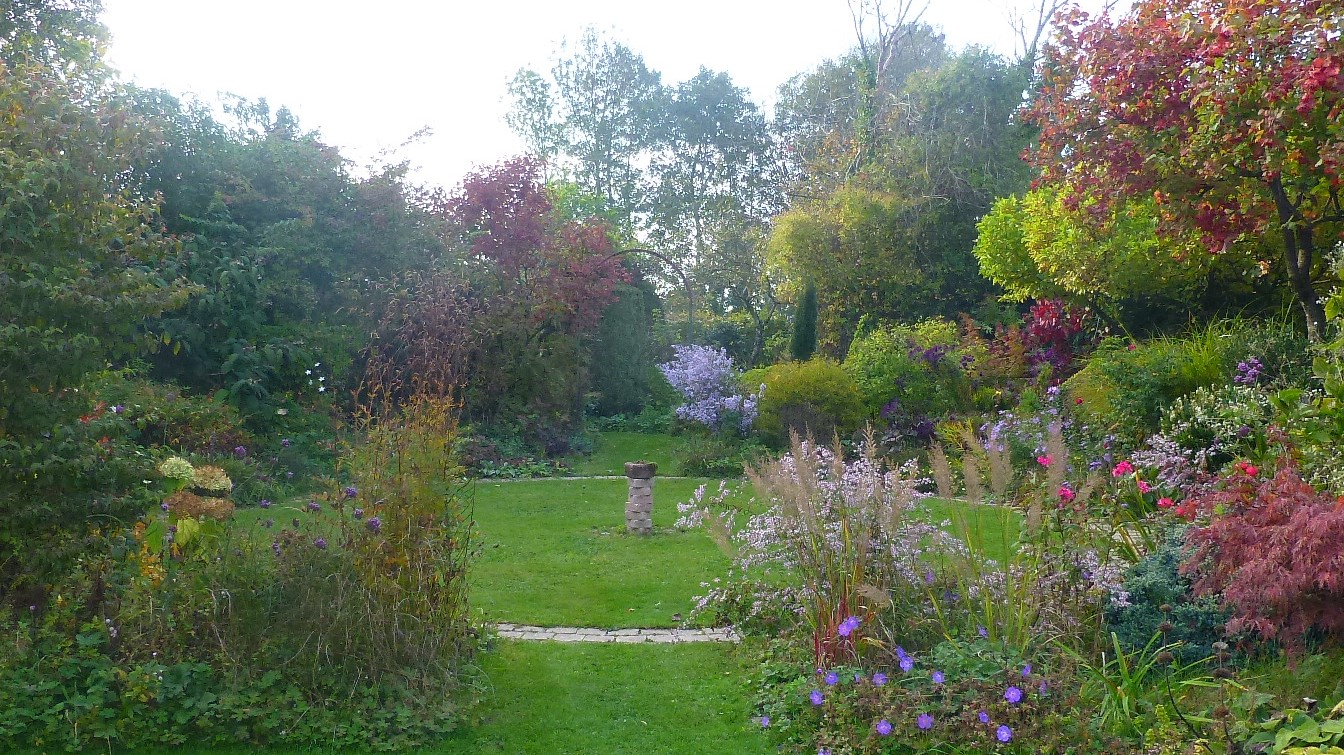 Le jardin de brigitte alsace d but octobre 1 for Jardin octobre 2015