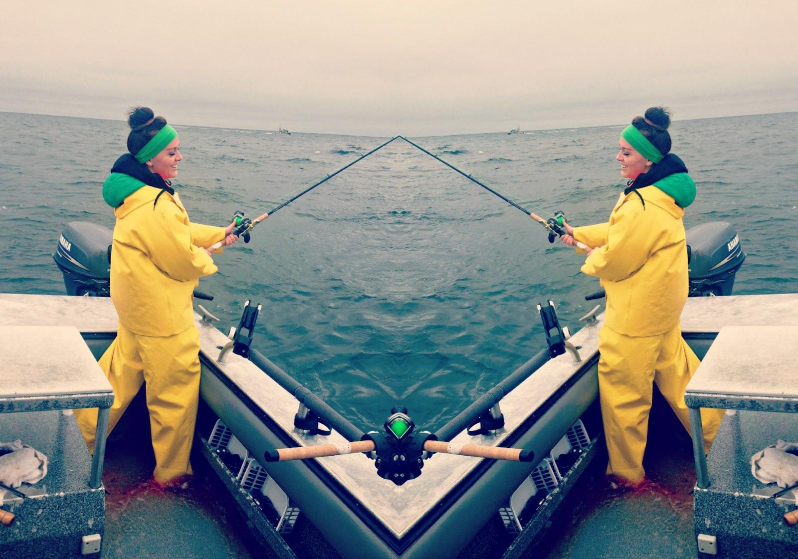 Deep Sea Fishing Alaska 2013