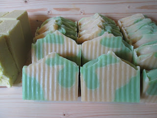 lime butter soap