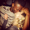 Photo: Passionate Kiss - Mikel and His GirlFriend