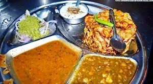 North Indian Thali | Indian Food in Delhi | By Street Food