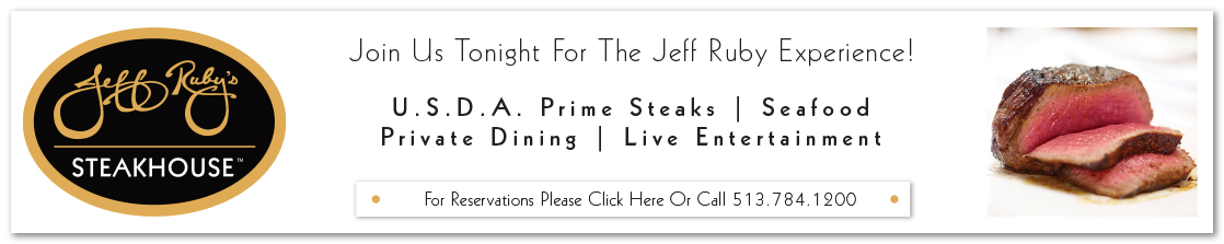 Jeff Ruby Culinary Entertainment