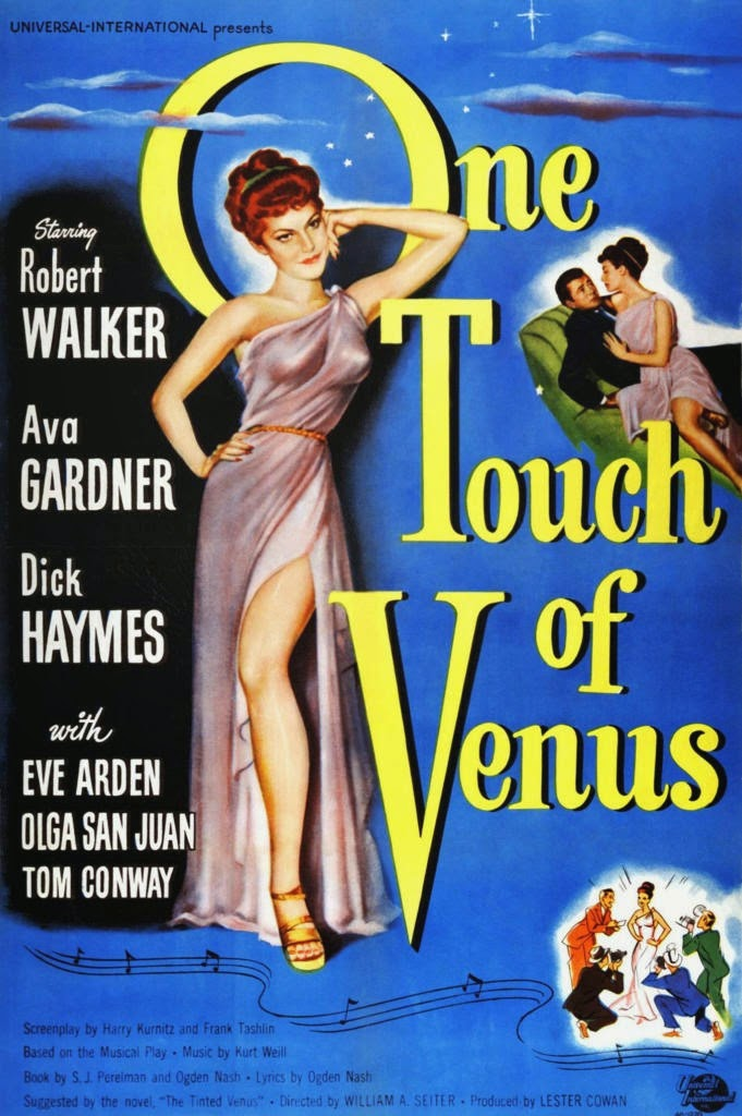 Venus Era Mujer (1948)