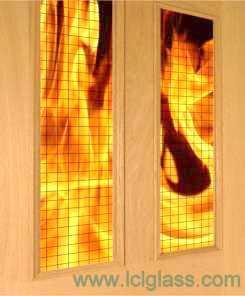 Cửa kính chống cháy - An toàn cho ngôi nhà của bạn