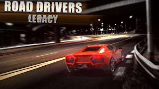 Screenshots of the Road drivers Legacy for Android tablet, phone.
