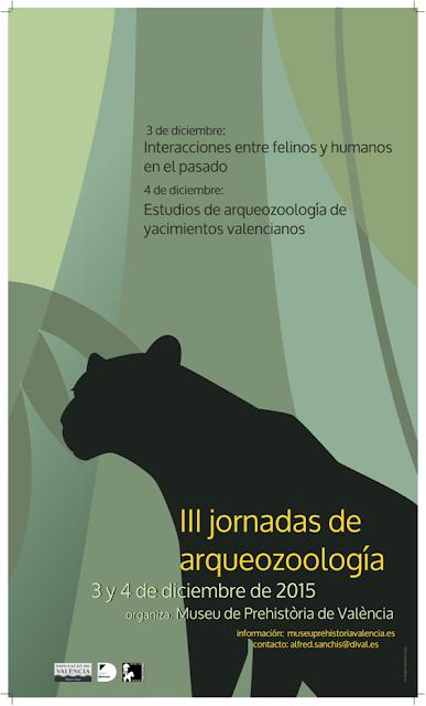 III Jornadas de Arqueozoología.