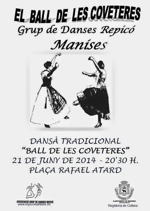 EL BALL DE LES COVETERES, GRUP DE DANSES REPICÓ