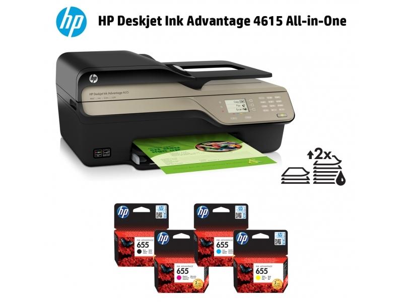 hp 4615 printer driver download
