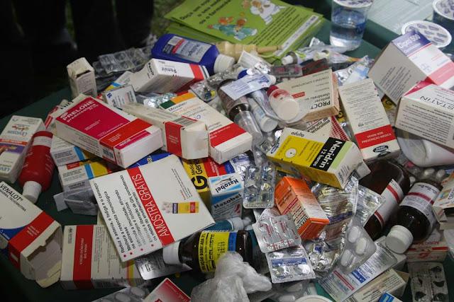 Saiba como e onde descartar medicamentos vencidos