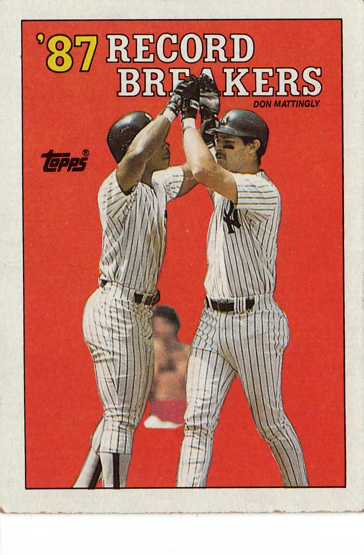 The Baseball Card Blog The Leaders