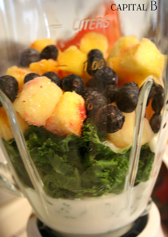 how to make a really yummy smoothie