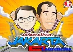 game-jokowi-ahok-Jakarta