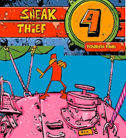 Sneak Thief 4 Fourth Find walkthrough.