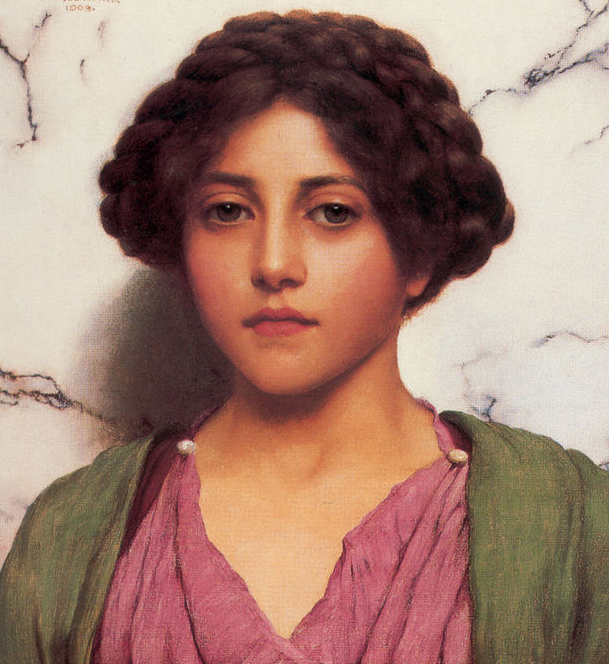 john william godward beauty