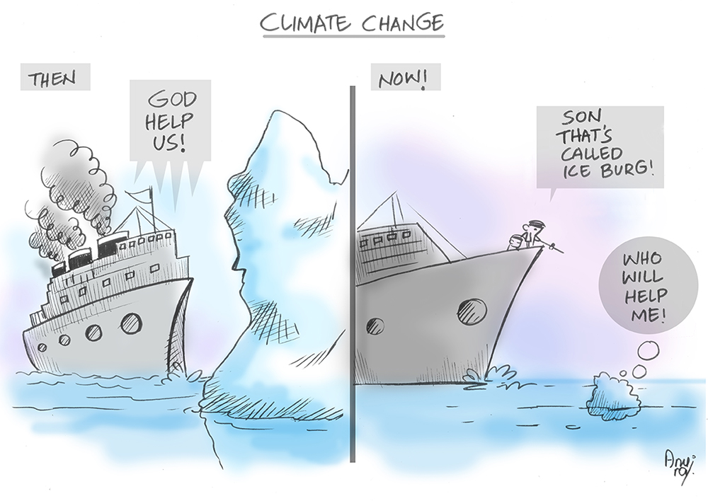 suggestions on how to solve climate change