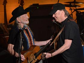Willie Nelson + Neil Young