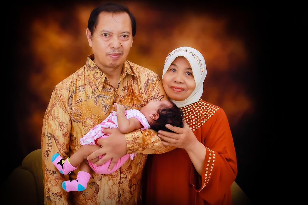 fotografer Foto Keluarga