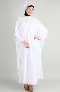 Gambar Model Gamis Ibu Hamil