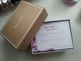 Birchbox September Box