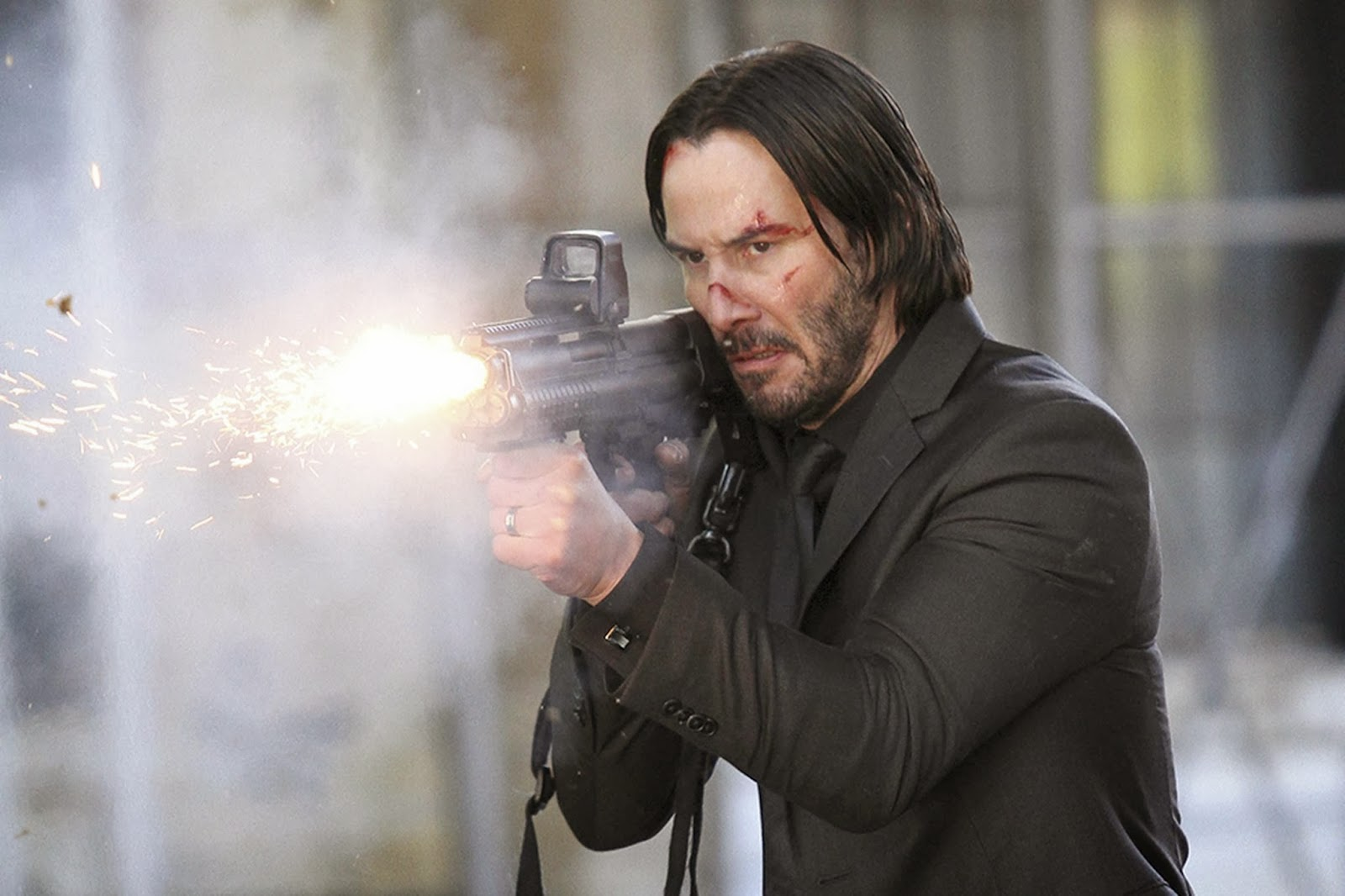 John Wick Movie starring Keanu Reeves : Teaser Trailer