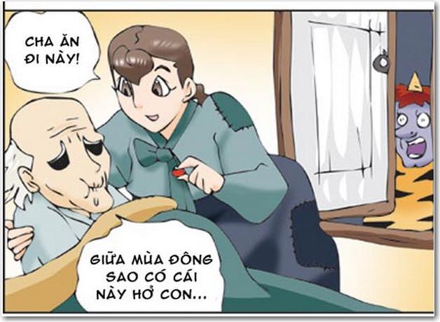 Kim chi và củ cải phần 815 - Con quỷ nhân ái. Trọn bộ Kim chi và củ cải full update mới nhất