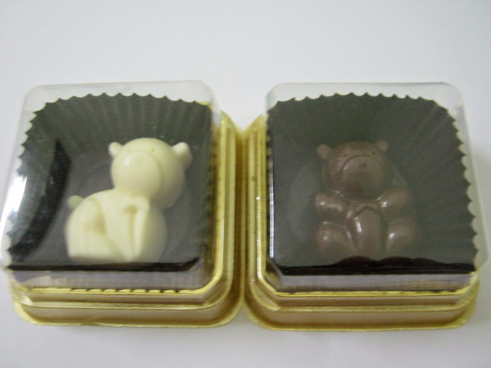 Coklat Teddy Bear