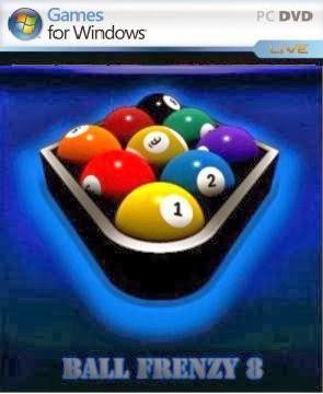 تحميل لعبة البلياردو الجنونية ball frenzy 8 للكمبيوتر مجاناً