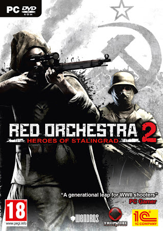 Red Orchestra 2 Heroes of Stalingrad Black Box Repack