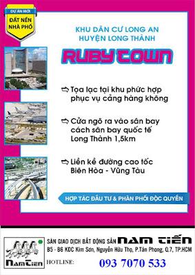 Đất nền sân bay Long Thành