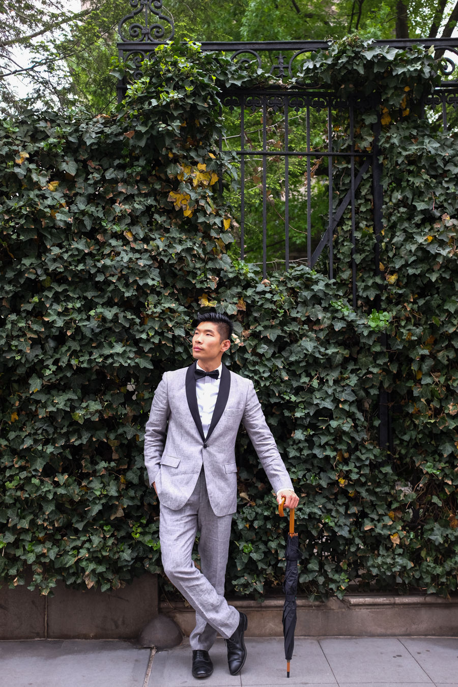 Levitate Style | Linen Tux feat Menswear Summer Style with Bonobos, Allen Edmonds