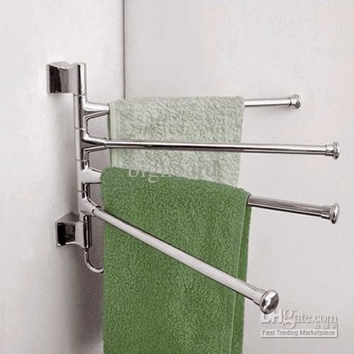 Click The Image To Enlarge And Enjoy The Bathroom Accessories Towel Racks  Ideas.