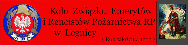 Koło Związku Emerytów i Rencistów Pożarnictwa w Legnicy