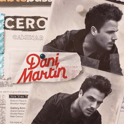 Dani Martin – Cero (iTunes EP, 2013)