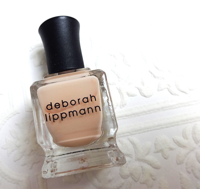 Deborah Lippmann All About That Base CC Base Coat