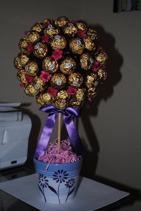 Sonja S Creations Candy Centerpieces Candy Buckets Fruit