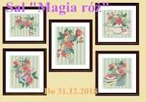 Magia róż - SAL u Moniki