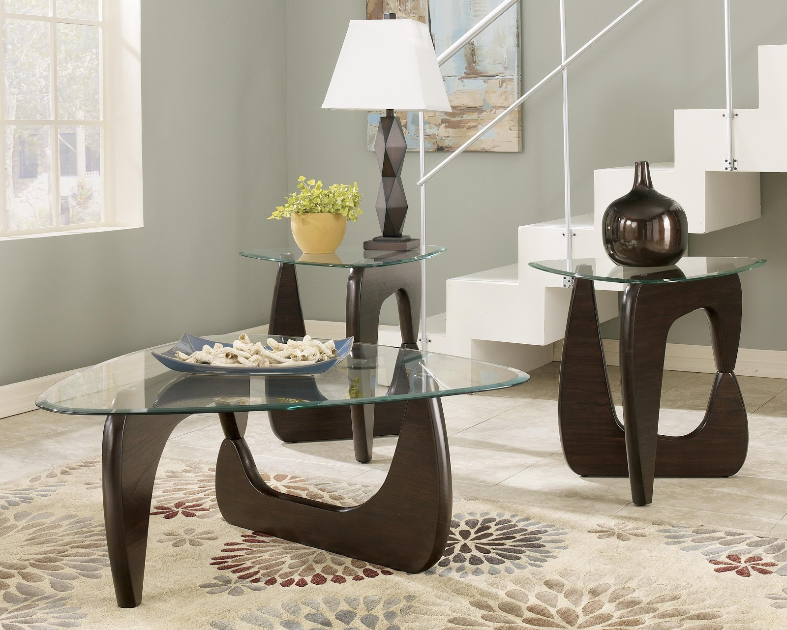 Ashley - Signature Design - Blanca T532-13 Occasional Table Set  title=