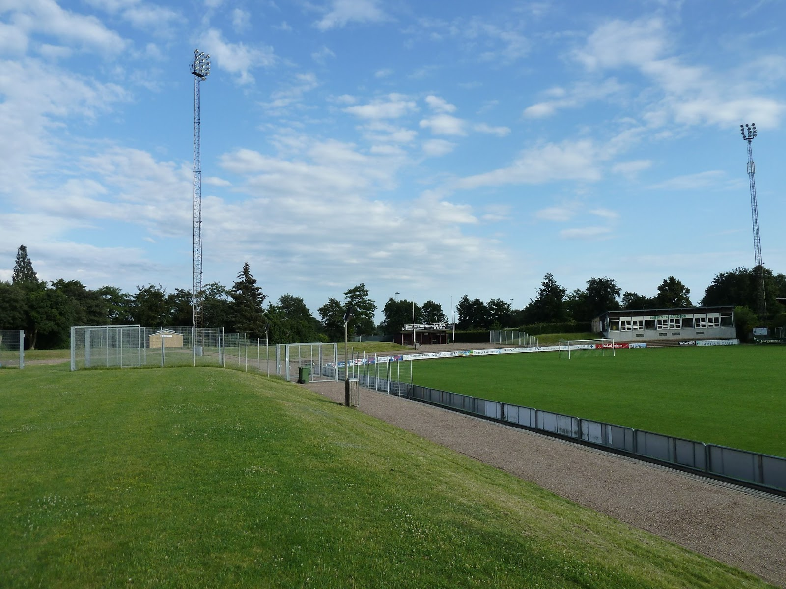 Extreme Football Tourism: DENMARK: Næstved BK