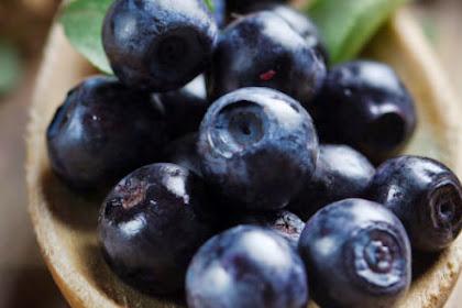 10 Buah dan Sayur Berwarna Yang Baik Untuk Kesehatan