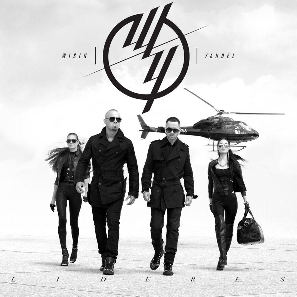 letra de cancion my space wisin y yandel: