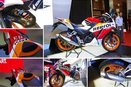 Gambar CBR lokal MotoGP Edition