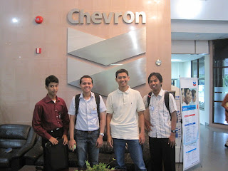 Main Office Chevron Minas Indonesia