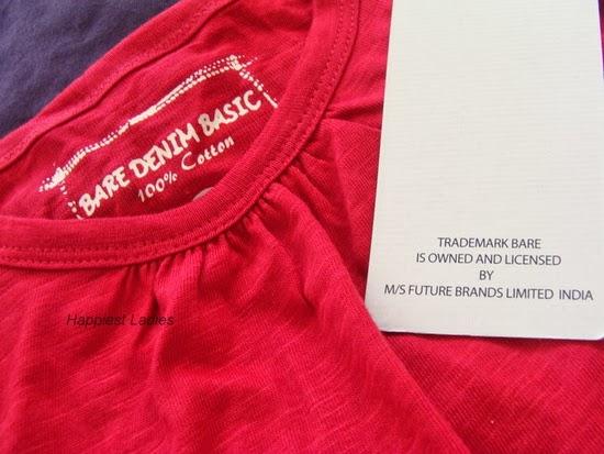 Bare Denim Fashion Wear+clothes for women