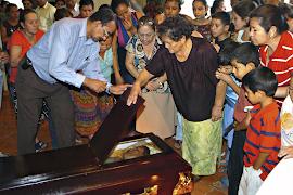 Honduras é campeã em homicídios