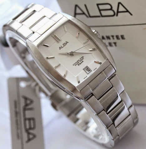 Alba AG 8463 SG Original Full Silver