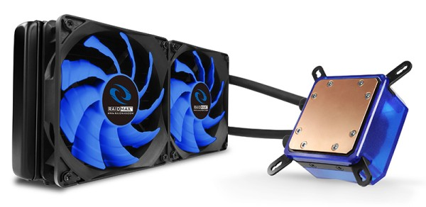 Raidmax Cobra 240 All-in-One Liquid CPU Cooler