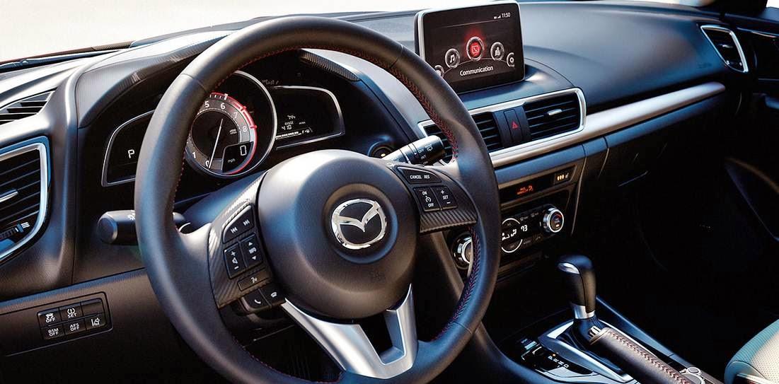 2015 Toyota Auris VS 2015 Mazda 3 Specs