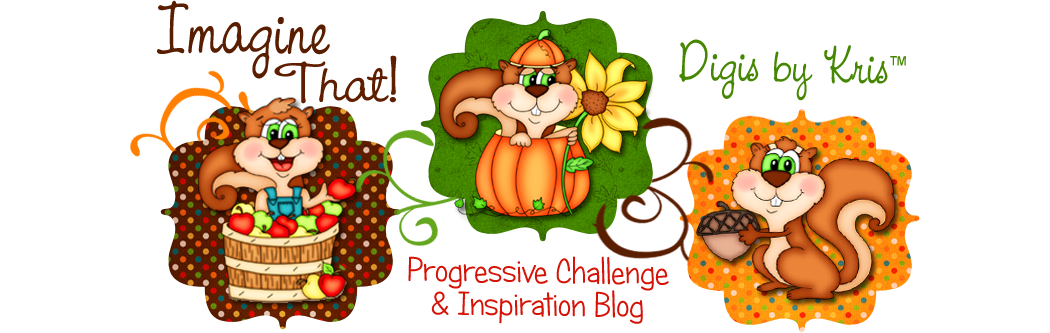Imagine That Inspiration and Challenge Blog