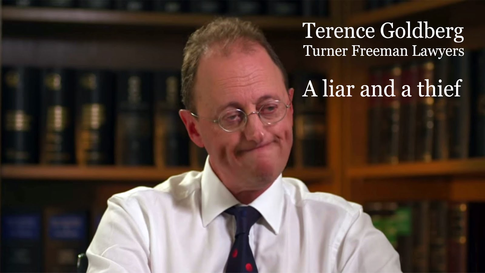 Terry Goldberg, Turner Freeman Lawyers